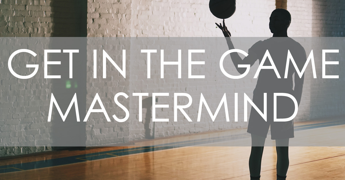31 - Get In The Game Mastermind copy