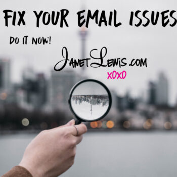 Fix Your Email Issues